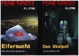 Fear Street - Grausige Gier, 2 Bde.
