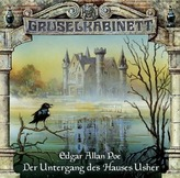 Der Untergang des Hauses Usher, 1 Audio-CD