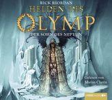 Die Helden des Olymp - Der Sohn des Neptun, 6 Audio-CDs