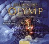Helden des Olymp - Das Zeichen der Athene, 6 Audio-CDs