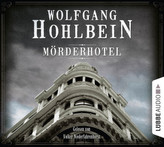Mörderhotel, 6 Audio-CDs