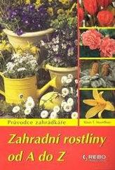 Zahradní rostliny od A do Z