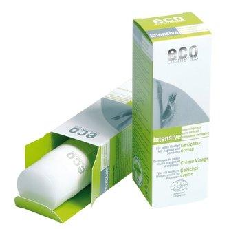 Eco Cosmetics Intenzivní pleťový krém BIO (50 ml) - s cenným arganovým olejem - Eco Cosmetics