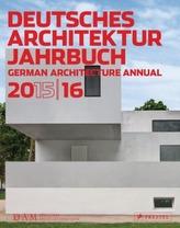 Deutsches Architektur Jahrbuch 2015/16