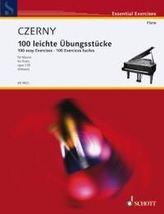100 leichte Übungsstücke op.139, Klavier