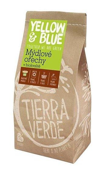 Yellow&Blue Mýdlové ořechy na praní (500 g) - v bio kvalitě - Yellow&Blue (Tierra Verde)