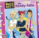 Die drei Ausrufezeichen - Die Handy-Falle, 1 Audio-CD