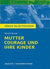 Bertolt Brecht 'Mutter Courage und ihre Kinder'