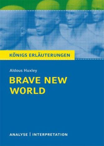Aldous Huxley 'Brave New World' - Hasenbach, Sabine