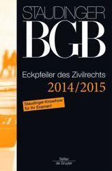 Eckpfeiler des Zivilrechts 2014/2015
