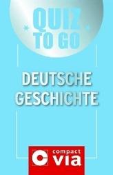 Quiz to go (Spiel), Deutsche Geschichte