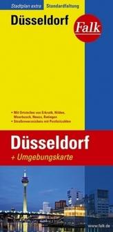 Falk Plan Düsseldorf