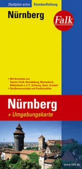 Falk Plan Nürnberg