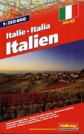 Italien. Italie. Italia