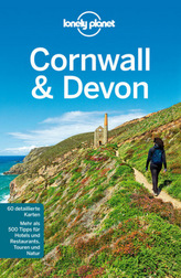 Lonely Planet Cornwall & Devon