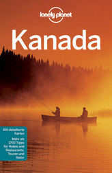 Lonely Planet Kanada