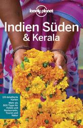 Lonely Planet Reiseführer Südindien und Kerala