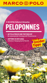 Marco Polo Reiseführer Peloponnes