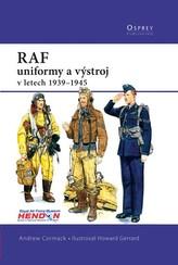 RAF uniformy a výstroj