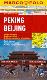 Marco Polo Citymap Peking. Beijing