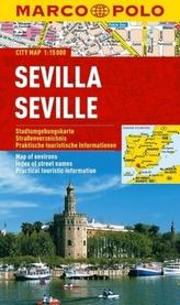 Marco Polo Citymap Sevilla