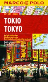 Marco Polo Citymap Tokio. Tokyo