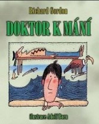 Doktor k mání - Richard Gordon