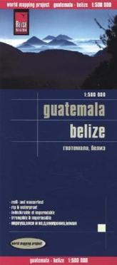 World Mapping Project Guatemala, Belize
