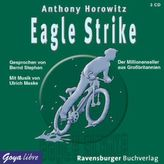 Eagle Strike, 3 Audio-CDs