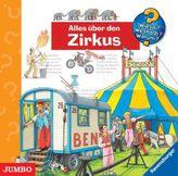 Alles über den Zirkus, Audio-CD