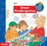 Unser Kindergarten, Audio-CD