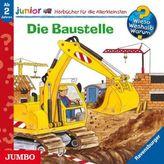 Die Baustelle, 1 Audio-CD