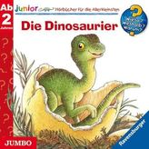 Die Dinosaurier, Audio-CD