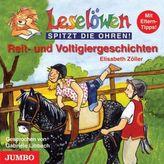 Reit- und Voltigiergeschichten, Audio-CD