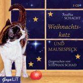 Weihnachtskatz und Mausespeck, 3 Audio-CDs