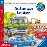 Autos & Laster, 1 Audio-CD