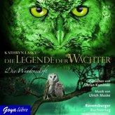 Die Legende der Wächter - Die Wanderschaft, 3 Audio-CDs