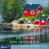Die Toten von Sandhamn, 3 Audio-CDs