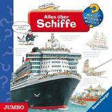 Alles über Schiffe, Audio-CD