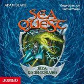 Sea Quest - Silda, die Seeschlange, 1 Audio-CD