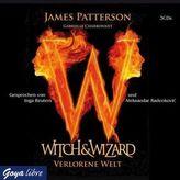 Witch & Wizard - Verlorene Welt, 3 Audio-CDs