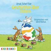 Geschichten über Ostern, 1 Audio-CD