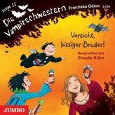 Die Vampirschwestern - Vorsicht, bissiger Bruder!, 2 Audio-CDs