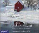 Tod in stiller Nacht, 4 Audio-CDs