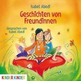 Geschichten von Freundinnen, Audio-CD