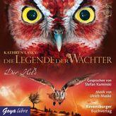 Die Legende der Wächter - Der Held, 3 Audio-CDs