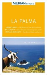 MERIAN momente Reiseführer - La Palma