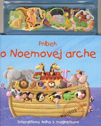 Príbeh o Noemovej arche - Interaktívna kniha s magnetkami