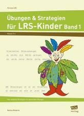 Übungen & Strategien für LRS-Kinder. Bd.1