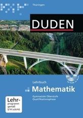 Duden Mathematik - Gymnasiale Oberstufe, Qualifikationsphase Thüringen, m. CD-ROM